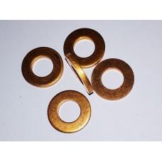 DELPHI 9001-850 tepelná podložka pod vstřikovač (měděná, sada 5ks).