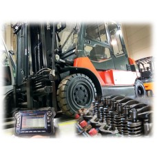 Oprava vysokozdvižných vozíků (VZV).